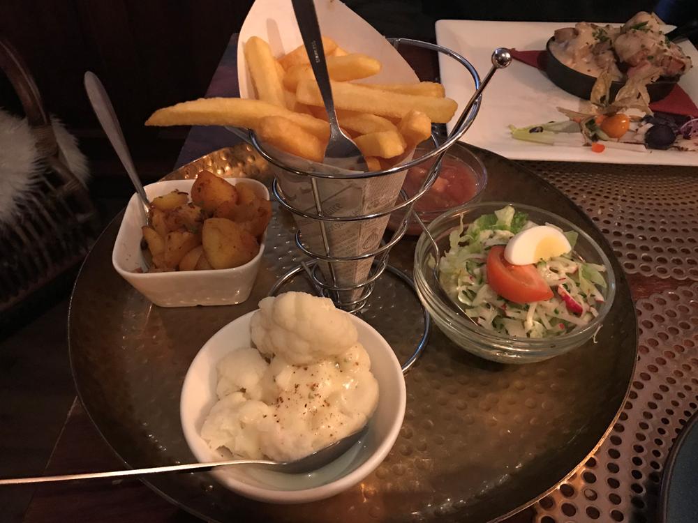 Restaurants Eext