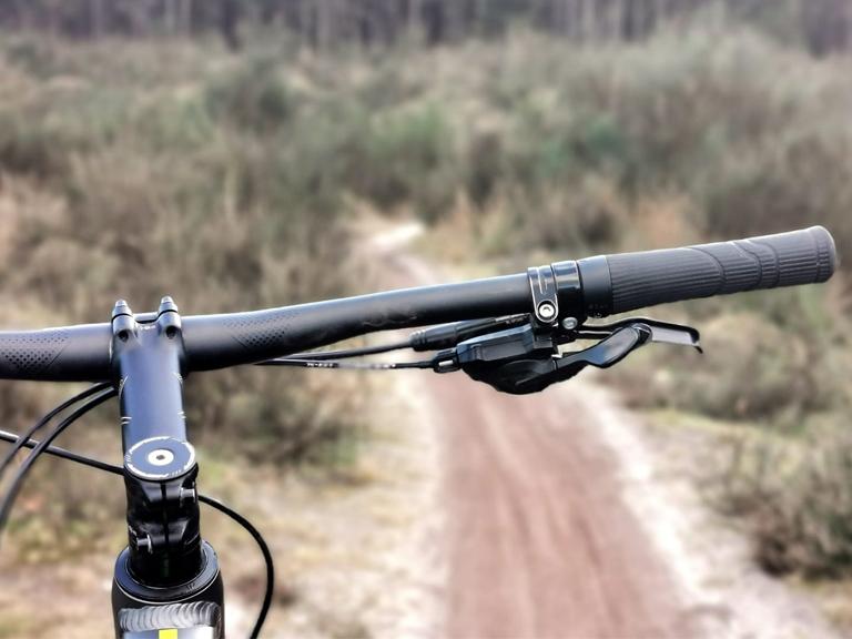 Mountainbiken Drenthe Eext